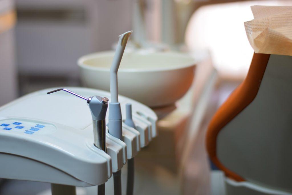 Alltid rent hos tannlegen