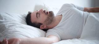 Behandling av søvnapné hos tannlegen