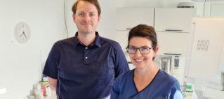 To nye ansikter hos Hartz Dental